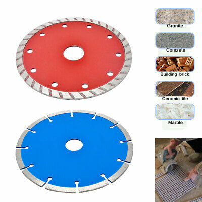 1 PCS Diamond Saw Blade Cutting Discs Concrete & Stone For Angle Grinder New