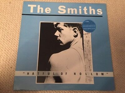 The Smiths ~ Hatful Of Hollow ~ 1984 Uk 1St Press Indie Vinyl Lp. Nm/Ex .A1/B3