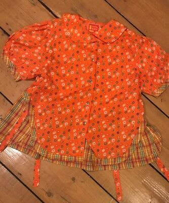 Bnwt Lapagayo Girls Matching Top And Skirt Age 9/10 (140)