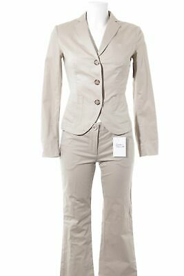 b0a891239f UNITED COLORS OF BENETTON Tailleur pantalone beige stile casual Donna