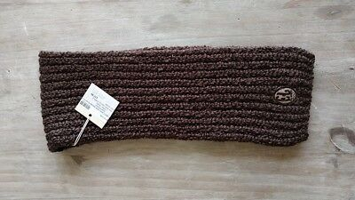 SAVE£10 New Eliane et Lena boys designer brown supersoft scarf 6m+BNWT Rrp£17.99