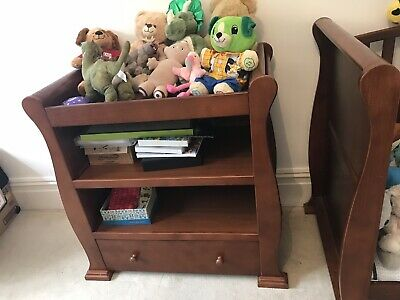 Babies R Us Sleigh Changing Table/Unit