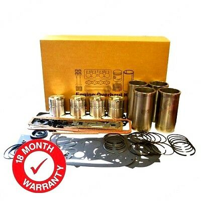 Engine Overhaul Kit Fits Some Fordson Major Tractors.