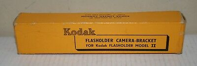 Kodak Flasholder Model II Camera Bracket - Boxed