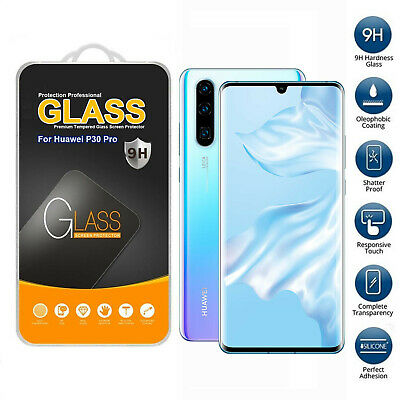 For Huawei P30 Pro Full Screen Tempered Glass Mobile Phone Screen Protector