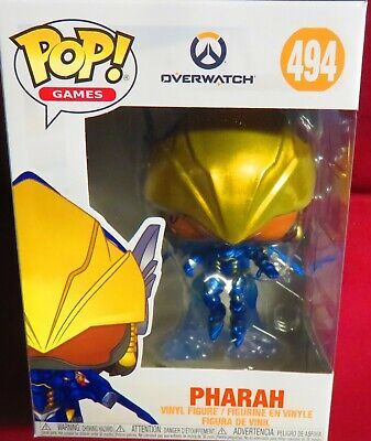 "Brand New Pop Games, From ""Overwatch"", #494, Pharah,    In Stock"