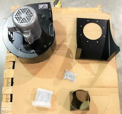 New Miller 300691 Fume Extractor Blower 1 HP with Mounting Hardware
