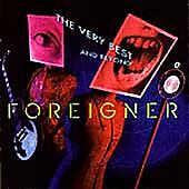 Foreigner - The Very Best...And Beyond (CD) . FREE UK P+P ......................