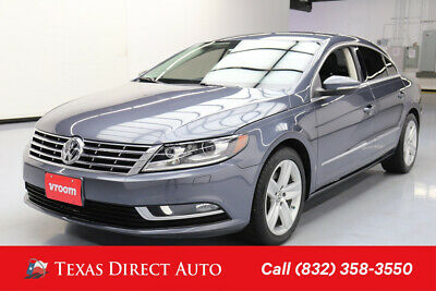 2015 Volkswagen CC Sport 4dr Sedan 6A Texas Direct Auto 2015 Sport 4dr Sedan 6A Used Turbo 2L I4 16V Automatic FWD