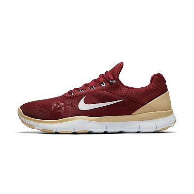 hot sale online 0e1be b5fea  GO NOLES  Nike Free V7 FSU Florida State Seminoles Trainers Speed Spring  Game