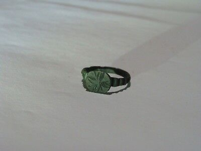 Beautiful Ancient Viking Kievan Rus Ring 12-14 century