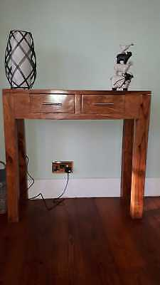 Indian Rosewood  Console Table