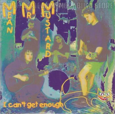 MEAN MR MUSTARD - I Can't Get Enough - South African CD Single CDSDGR7 *NEW*