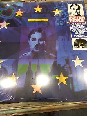 "U2  The Europa Ep Limited 12"" Vinyl New Sealed Record Store Day Rsd 2019"
