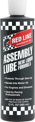 Red Line Assembly Lube 12Oz 80319