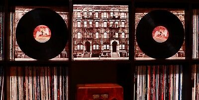 Led Zeppelin ♫ Physical Graffiti ♫ Rare Swan Song Record Club 2xLP w/All Inserts
