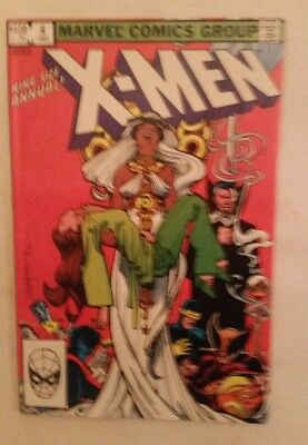 (Uncanny) X-Men King-Size Annual #6  (1982) (Dracula Lilith)
