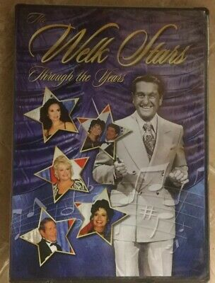 👀 L@@K❗️Welk Stars Through the Years (DVD, 2009) BRAND NEW FACTORY SEALED
