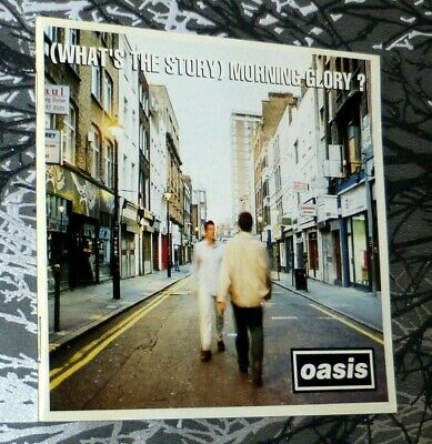 Oasis * (What's The Story) Morning Glory? { CD ALBUM } 2000 VERY GOOD