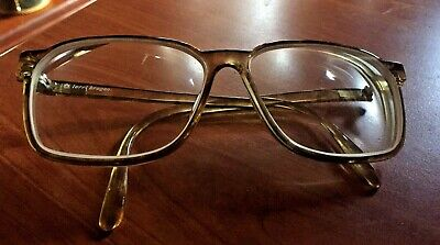 Vintage Terri Brogan Eye Gold Framed Glasses