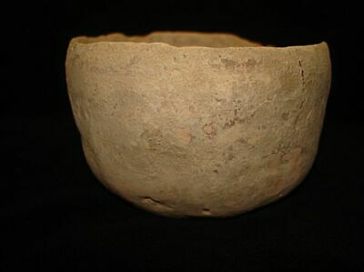AWESOME!   ANCIENT PAINTED BOWL JUG! FROM EARLY BRONZE AGE! 3000BC~~~no reserve