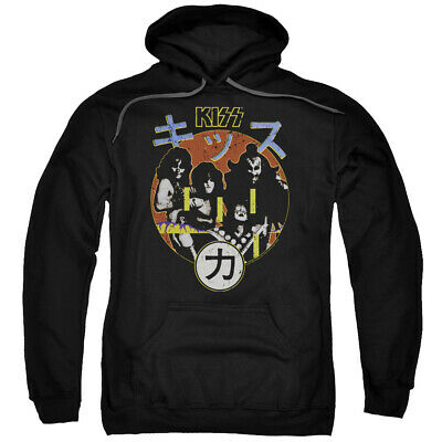 7 Kiss Rock Band HOTTER THAN HELL ALBUM COVER T-Shirt KIDS Sizes 4 5//6