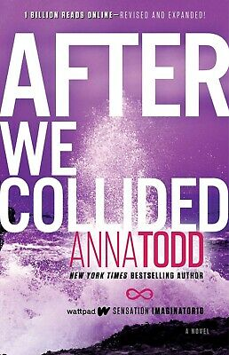 After We Collided The After Series by Anna Todd Paperback College Romance NEW