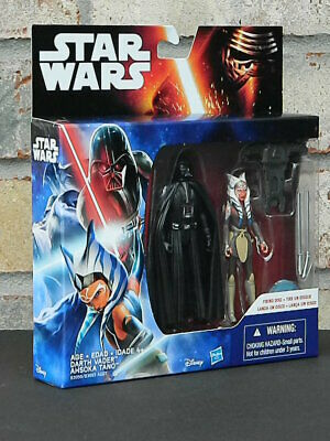 Star Wars Rebels Space Mission Action Figure 2 Pack Darth Vader Ahsoka Tano