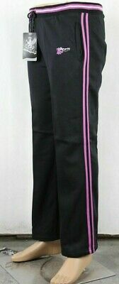 Ladies Fleece Track Pant, Tracksuit Pant Joggers, Casual Tracki W/Double Strips