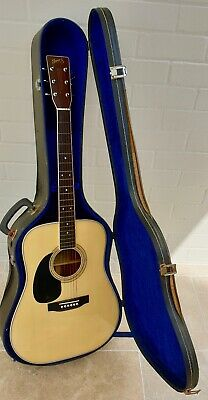 Vintage Three S Suzuki Acoustic Guitar