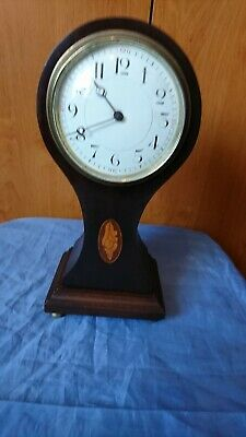 A Stunning Antique French Balloon Clock