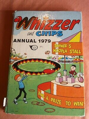 Whizzer & Chips Annual 1979