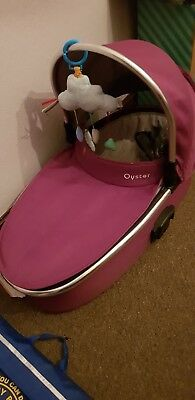 Babystyle oyster 2 carrycot