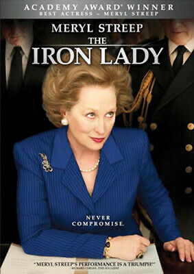 The Iron Lady (2011 Meryl Streep) DVD NEW