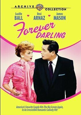 Forever Darling (1956 Lucille Ball) DVD NEW