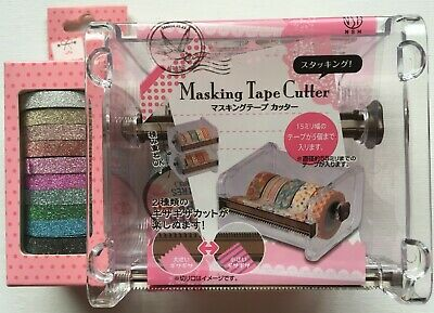 Masking Tape Cutter + Glitter Tapes Gift Set Kit - *SPECIAL BUNDLE OFFER*