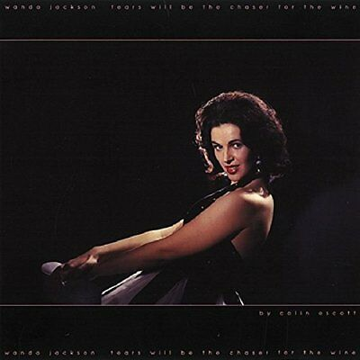 Wanda Jackson - Tears Will Be The Chaser For Your Wine  [ 8-CD Bear Family Box ]