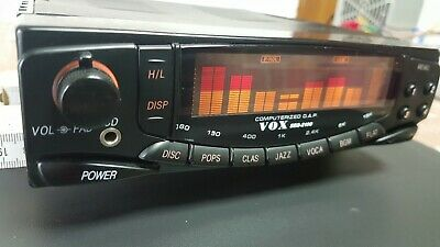 Graphik Equalizer VOX Seq-2100