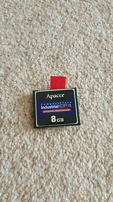 Apacer Compact flash industrial CF4 8GB