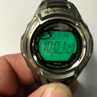Casio G-Shock Mens 2638 MTG-900 Watch Wave Ceptor Tough Solar