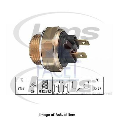 New Genuine FACET Radiator Cooling Fan Temperature Switch 7.5154 Top Quality