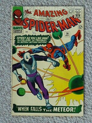 Marvel Amazing Spider-Man # 36 - Good Condition – First Looter