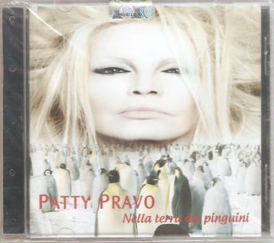 Patty Pravo: Nella Terra Dei Pinguini (2011) Cd Sigillato