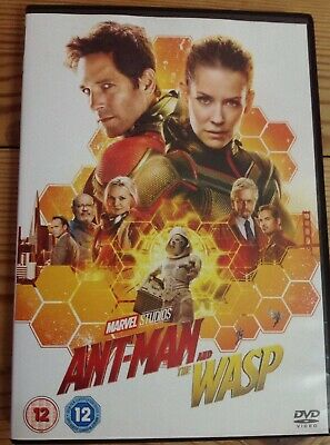 Marvel Ant-Man and the Wasp [DVD]