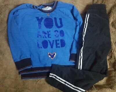 Vguc Mim Pi You Are So Loved Girls 2pc Set  Size 5 110 Outfit