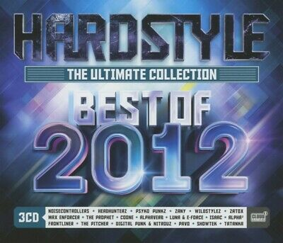 Hardstyle Ultimate Collection/Best Of 2012