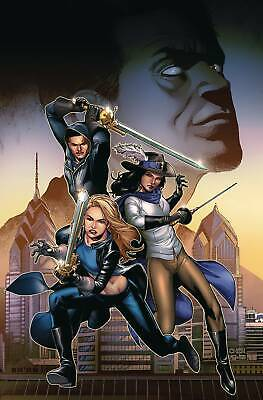 Musketeers #3 Cover A Nm 1St Print Zenescope 2018