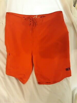 f68d64329d BODY GLOVE MENS Board Shorts Size 36 Large Red Swim Trunks - $16.50 ...