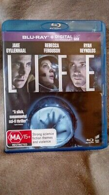 Life - Blu Ray, Region FREE NEW /UNSEALED