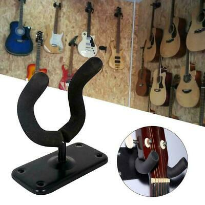 Guitar Hanger Adjustable Wall Mount Display Bracket Hook Holder Bass